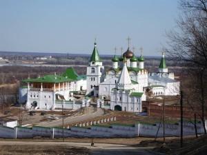 Свято-Успенского мужского монастыря Саровской пустыни