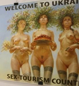 Добро пожаловать на Украину. Национальный секс-туризм.