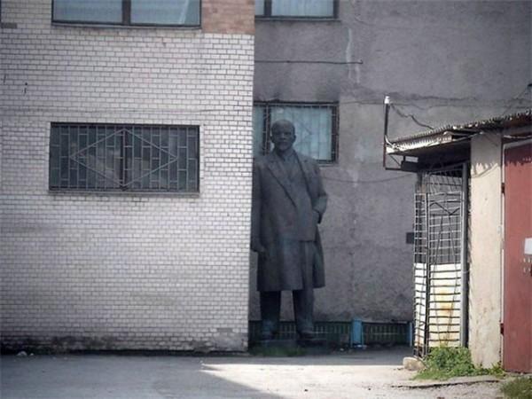 Ленин в засаде