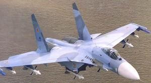 русские истребители SU27