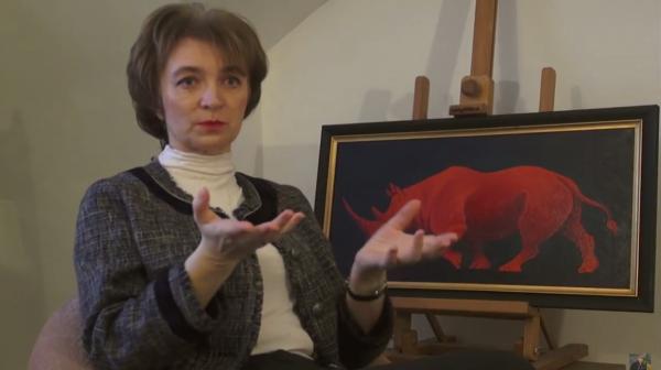 Ольга Разволгина, Рублев и Грошиков, про кризис