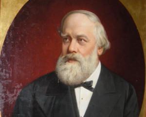 Портрет В.А. Кокорева